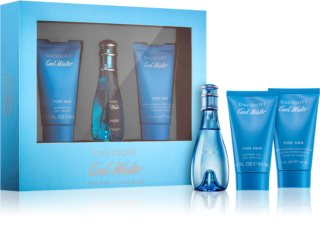 Davidoff Cool Water Woman poklon set XVII. za žene