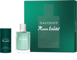 Davidoff Run Wild Geschenkset I. für Herren