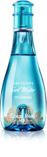 Davidoff Cool Water Woman Coral Reef Limited Edition eau de toilette nőknek 100 ml