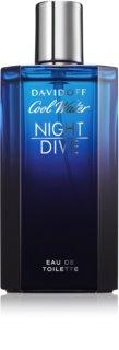 Davidoff Cool Water Night Dive woda toaletowa dla mężczyzn 125 ml