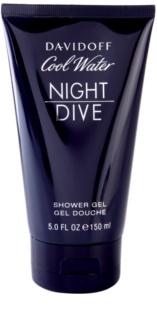 Davidoff Cool Water Night Dive gel za tuširanje za muškarce 150 ml