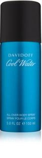 Davidoff Cool Water Körperspray für Herren 150 ml