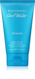 Davidoff Cool Water Woman Körperlotion für Damen 150 ml