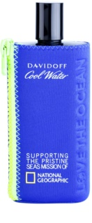 Davidoff Cool Water National Geographic Limited Edition eau de toilette pentru barbati 200 ml