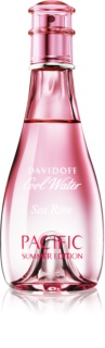 Davidoff Cool Water Woman Sea Rose Pacific Summer Limited Edition Eau de Toilette para mulheres 100 ml