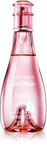 Davidoff Cool Water Woman Sea Rose Summer Seas Edition Limitée Eau de Toilette für Damen 100 ml