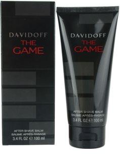 Davidoff The Game balzám po holení pre mužov 100 ml