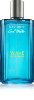 Davidoff Cool Water Wave eau de toilette uraknak 125 ml