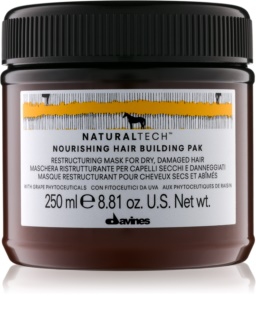 Davines Naturaltech Nourishing μάσκα για ξηρά και κατεστραμμένα  μαλλιά
