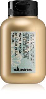 Davines More Inside pós matificantes para dar volume