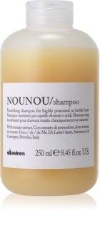 Davines NouNou champô nutritivo para o cabelo seco e frágil