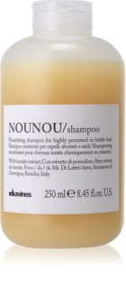 Davines NouNou θρεπτικό σαμπουάν για ξηρά και εύθραυστα μαλλιά