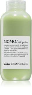 Davines Momo Yellow Melon Moisturising Cream For Dry Hair