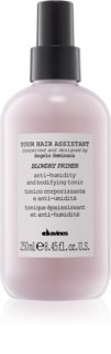 Davines Your Hair Assistant Blowdry Primer Blow-Dry Spray for Natural Bounce and Volume for All Hair Types