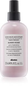 Davines Your Hair Assistant Blowdry Primer fénovací sprej pro přirozenou pružnost a objem vlasů pro všechny typy vlasů
