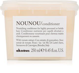 Davines NouNou odżywka do włosów suchych i łamliwych