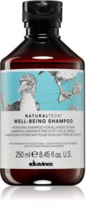 Davines Naturaltech Well-Being shampoo per tutti i tipi di capelli