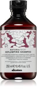 Davines Naturaltech Replumping Moisturizing Shampoo