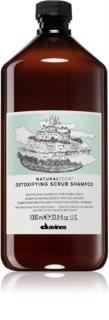 Davines Naturaltech Detexifying Shampoo for Sensitive and Irritated Scalp