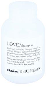 Davines Love Almond шампунь для кучерявого волосся