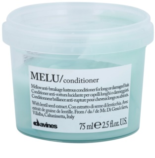 Davines Melu Lentil Seed jemný kondicionér pro poškozené a křehké vlasy