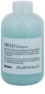 Davines Melu Lentil Seed Gentle Shampoo For Damaged And Fragile Hair
