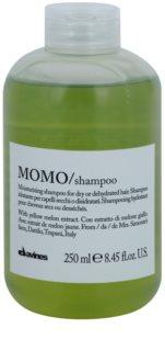 Davines Momo Yellow Melon ενυδατικό σαμπουάν για ξηρά μαλλιά