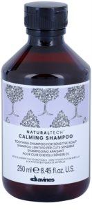 Davines Naturaltech Calming Superactive zklidňující šampon pro citlivou pokožku hlavy