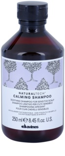 Davines Naturaltech Calming Superactive champú calmante para cuero cabelludo sensible