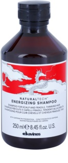 Davines Naturaltech Energizing Shampoo Hair Growth Stimulation
