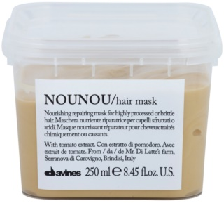 Davines NouNou Nourishing Mask For Damaged, Chemically Treated Hair