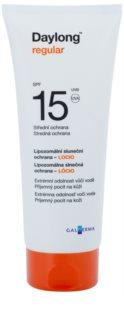 Daylong Regular liposomale schützende Milch LSF 15