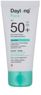 Daylong Sensitive Sunscreen Gel-Fluid for Oily and Sensitive Skin SPF 50+