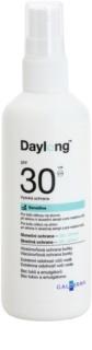 Daylong Sensitive schützendes Gel-Spray für fettige und empfindliche Haut SPF 30