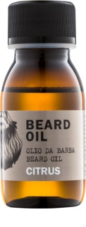 Dear Beard Beard Oil Citrus óleo para barba