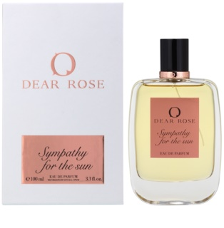Dear Rose Sympathy for the Sun Eau de Parfum para mulheres 100 ml