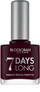 Deborah Milano 7 Days Long Nail Polish
