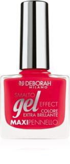 Deborah Milano Smalto Gel Effect vernis à ongles effet gel