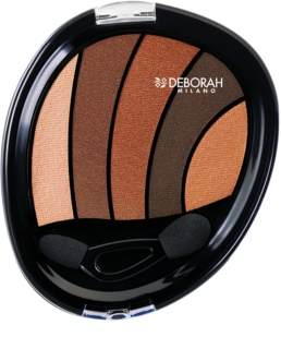 Deborah Milano Perfect Smokey Eye Oogschaduw  met Applicator