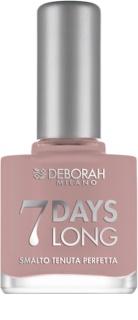 Deborah Milano 7 Days Long esmalte de uñas