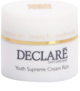 Declaré Pro Youthing creme nutritivo e hidratante para rejuvenescimento da pele
