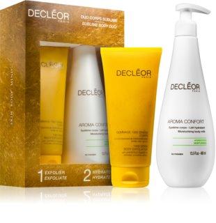 Decléor Aroma Confort zestaw kosmetyków
