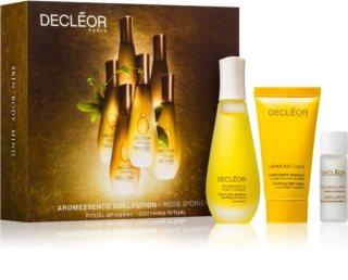 Decléor Aromessence Rose d'Orient set cosmetice pentru netezirea pielii