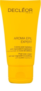 Decléor Aroma Epil Expert успокояващ крем за след бръснене за забавяне растежа на космите