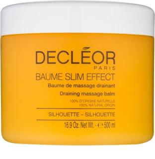 Decléor Slim Effect odchudzający balsam do masażu z olejkami eterycznymi