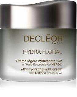 Decléor Hydra Floral хидратиращ крем  за нормална към смесена кожа