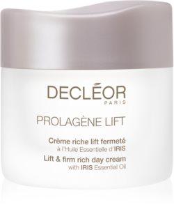 Decléor Prolagène Lift Gladmakende Crème  voor Droge Huid