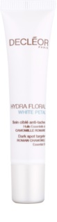 Decléor Hydra Floral White Petal tratamiento localizado antimanchas