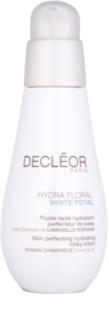 Decléor Hydra Floral White Petal Feuchtigkeitsspendendes und hautperfektionierendes Fluid