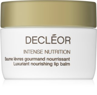 Decléor Intense Nutrition odżywczy balsam do ust